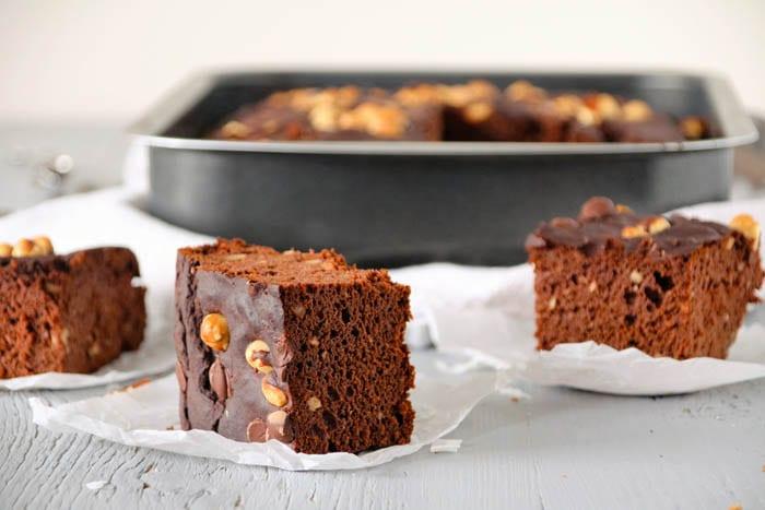 Pompoen brownies
