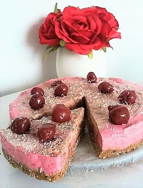 Zomerse Zoetheid: Kersen Cheesecake