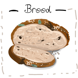 Glutenvrije brood broodrecepten van Oh My Pie!