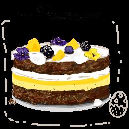 Het is een eigen deze glutenvrije taartrecepten voor de Pasen!