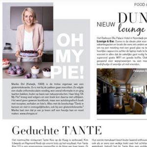 Boekreview Leven! Magazine Leiden