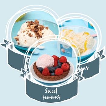 Concept recepten Oh My Pie! voor Swedish Glace