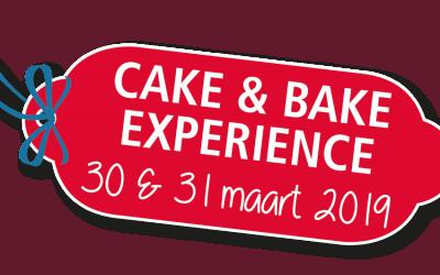MjamTaart Cake & Bake Experience 2019