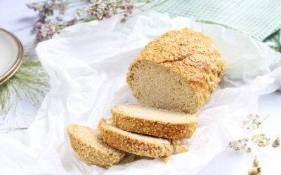 Snel glutenvrij haverbrood maak je zo!