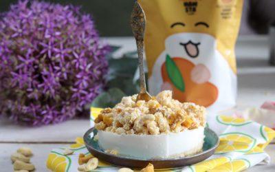 Glutenvrije tropische ontbijtbijttaartjes!